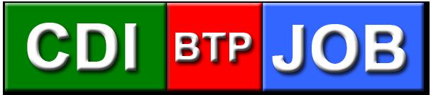 CDIBTPJOB, Le Site Emploi 100% dédié aux Professionnels du BTP en CDI - Partenaire PMEBTP